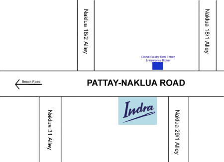 Indra Tailor Map